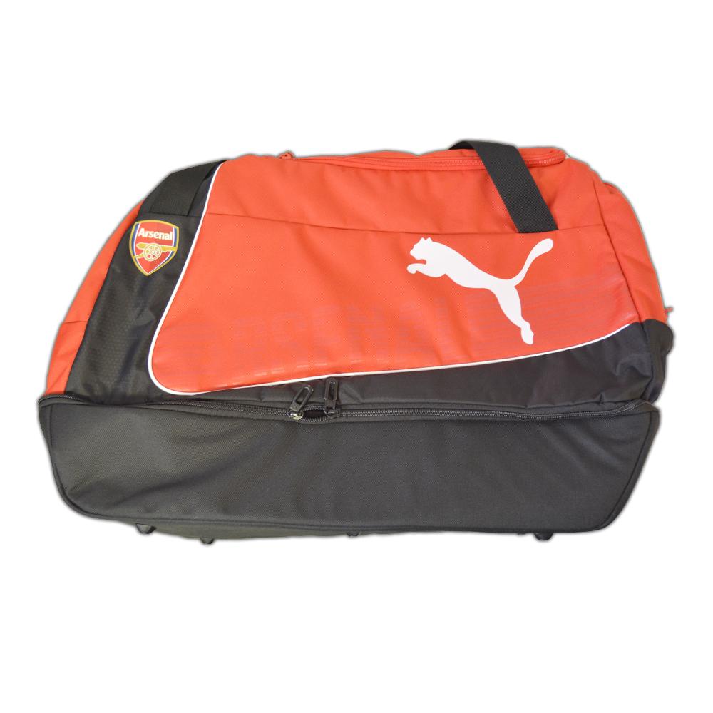 20162017 Arsenal Puma Football Bag (Red)