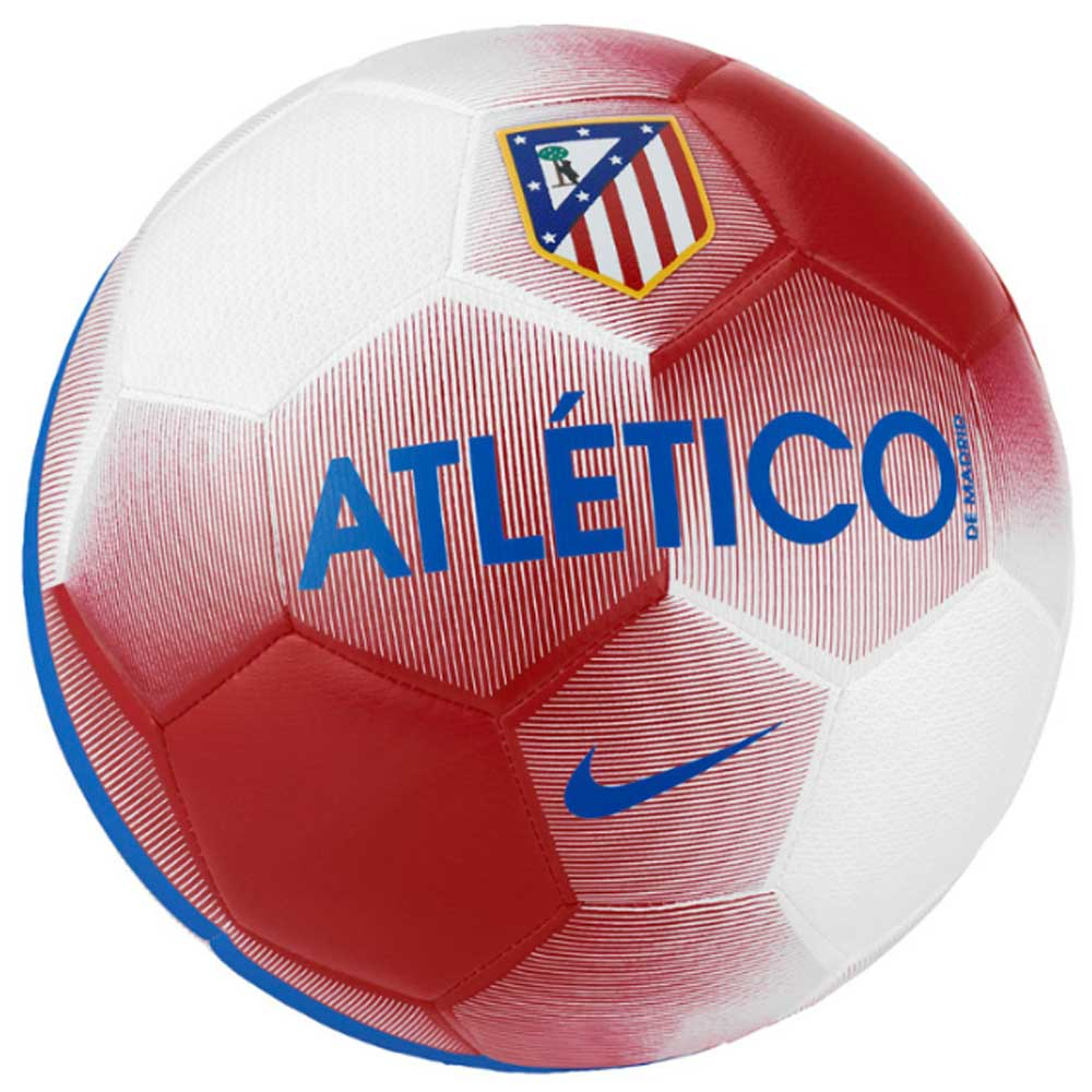 2016-2017 Atletico Madrid Nike Prestige Football (Red-White)