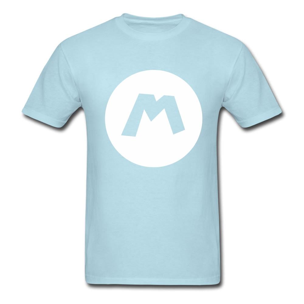 Mario Balotelli Super Mario TShirt (Sky Blue)