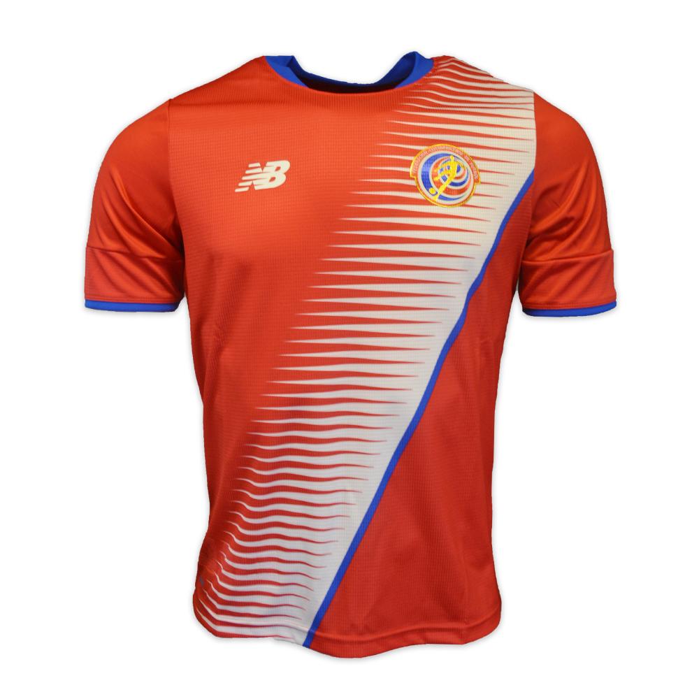 2016-2017 Costa Rica Home Shirt