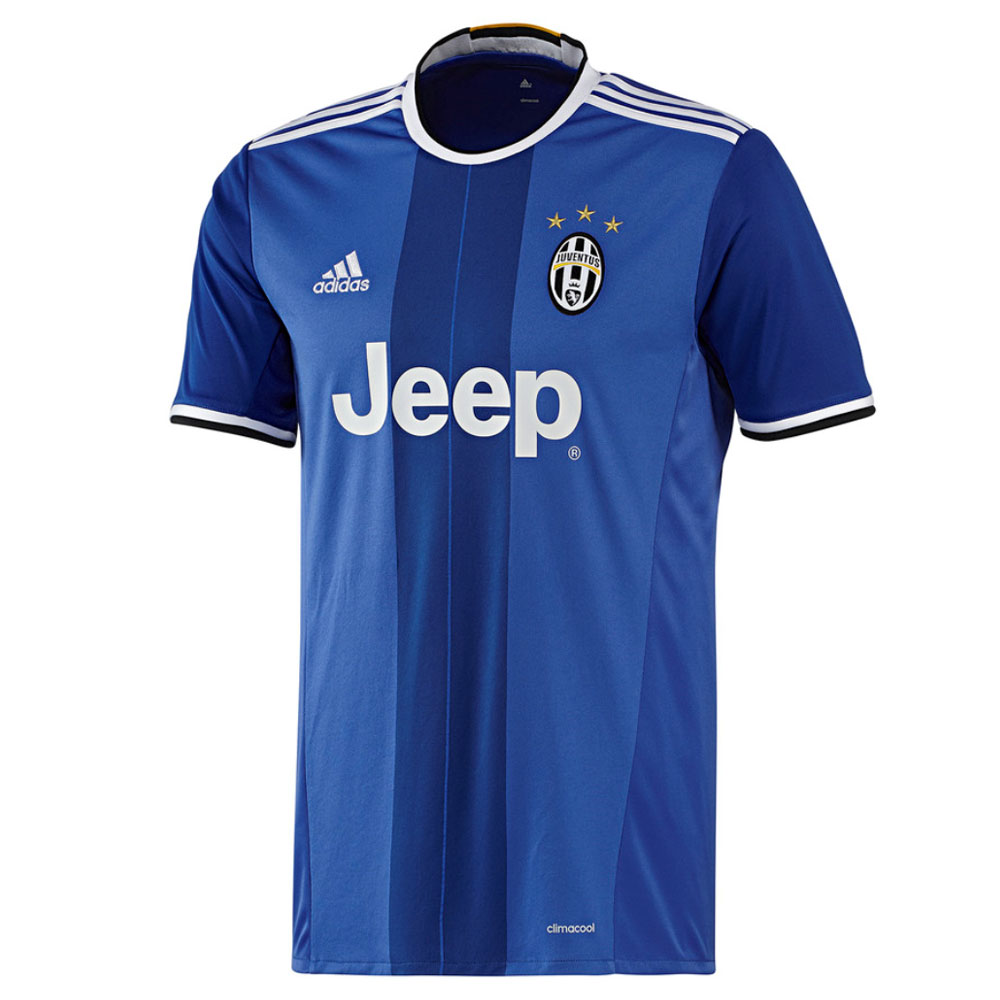 20162017 Juventus Adidas Away Football Shirt