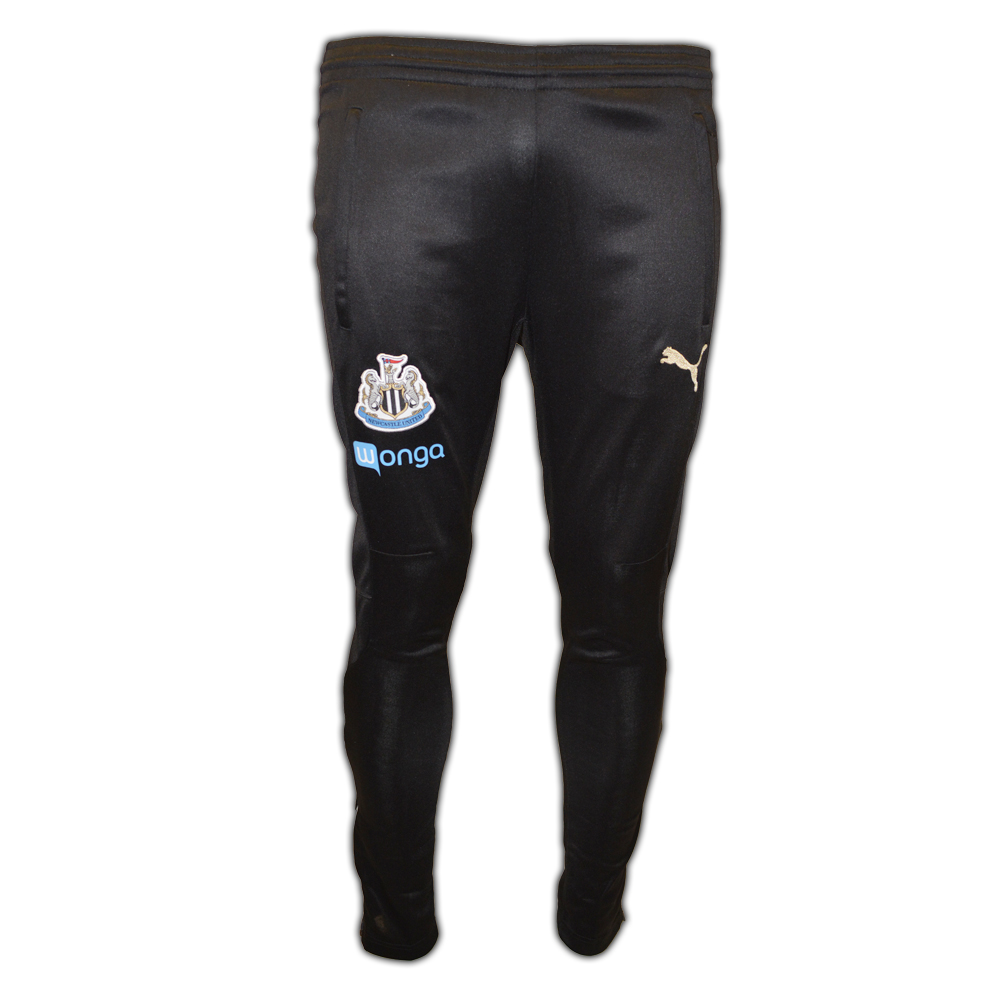 2016-2017 Newcastle Puma Pro Training Pants (Black)
