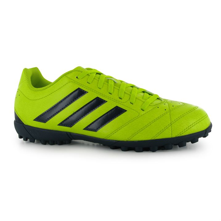 adidas Goletto Mens Astro Turf Trainers (Green)