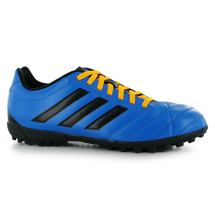adidas Goletto Mens Astro Turf Trainers (Shock BlueBlack)