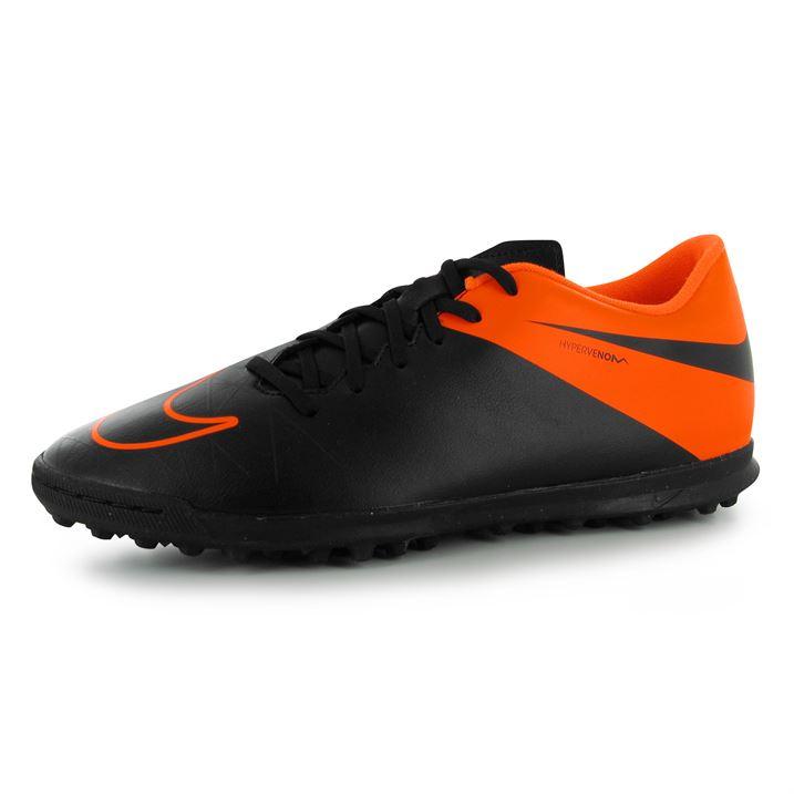 nike hypervenom black and orange