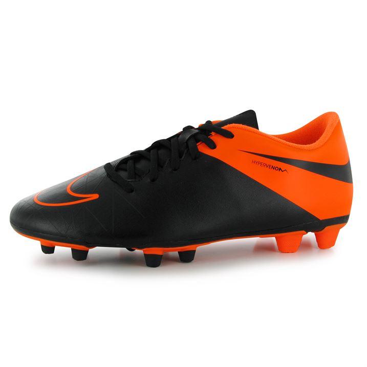 nike hypervenom phade fg junior football boots
