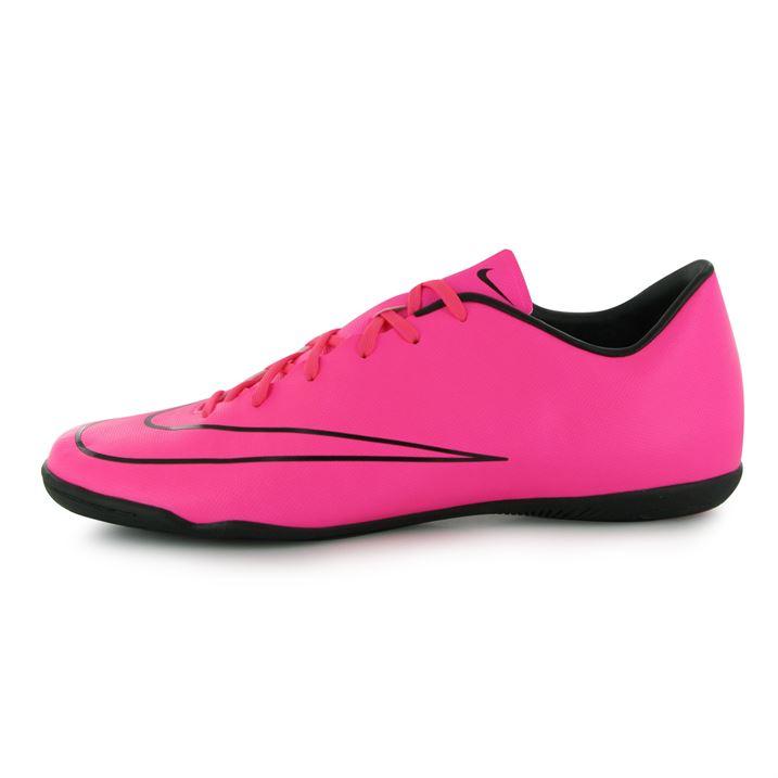 Nike Mercurial Victory Mens Indoor Football Trainers (PinkBlack)