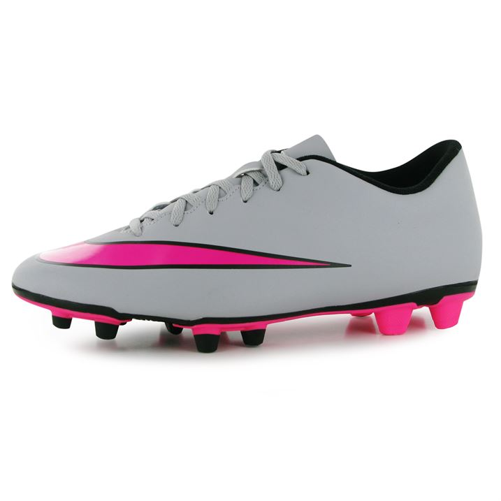 Pink And Grey Nike Boots  5ef0781c82f2