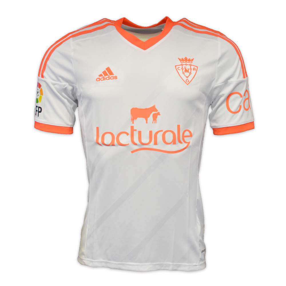 20142015 Osasuna Adidas Away Football Shirt (Kids)