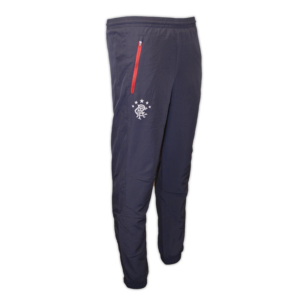 2016-2017 Rangers Puma Leisure Pants (Navy) - Kids