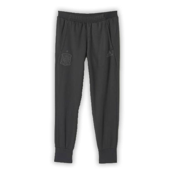2016-2017 Spain Adidas Sweat Pants (Black)