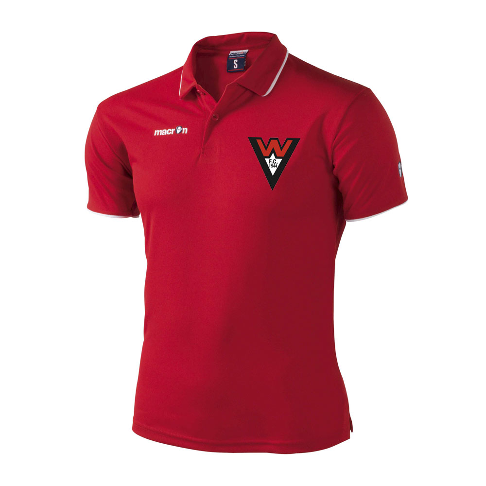 2012-13 Whitletts Victoria Polo Shirt (Red)
