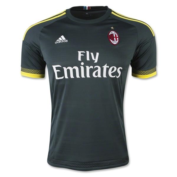 20152016 AC Milan Adidas Third Football Shirt