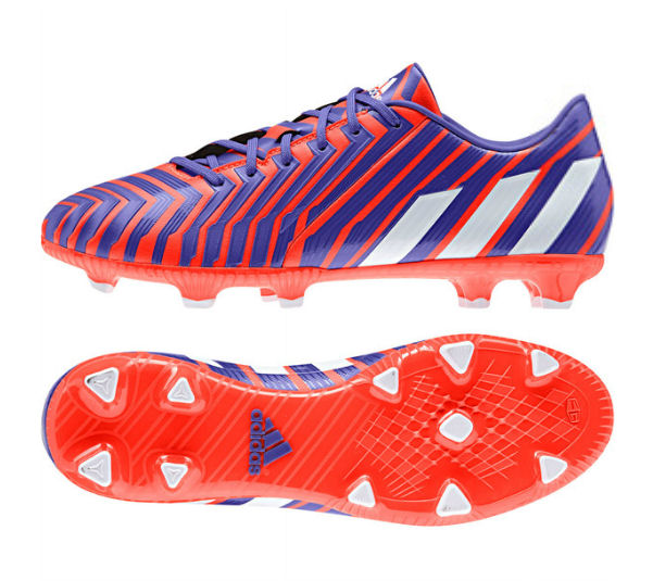adidas Predator Absolado Instinct FG Football Boots (RedWhiteNight)