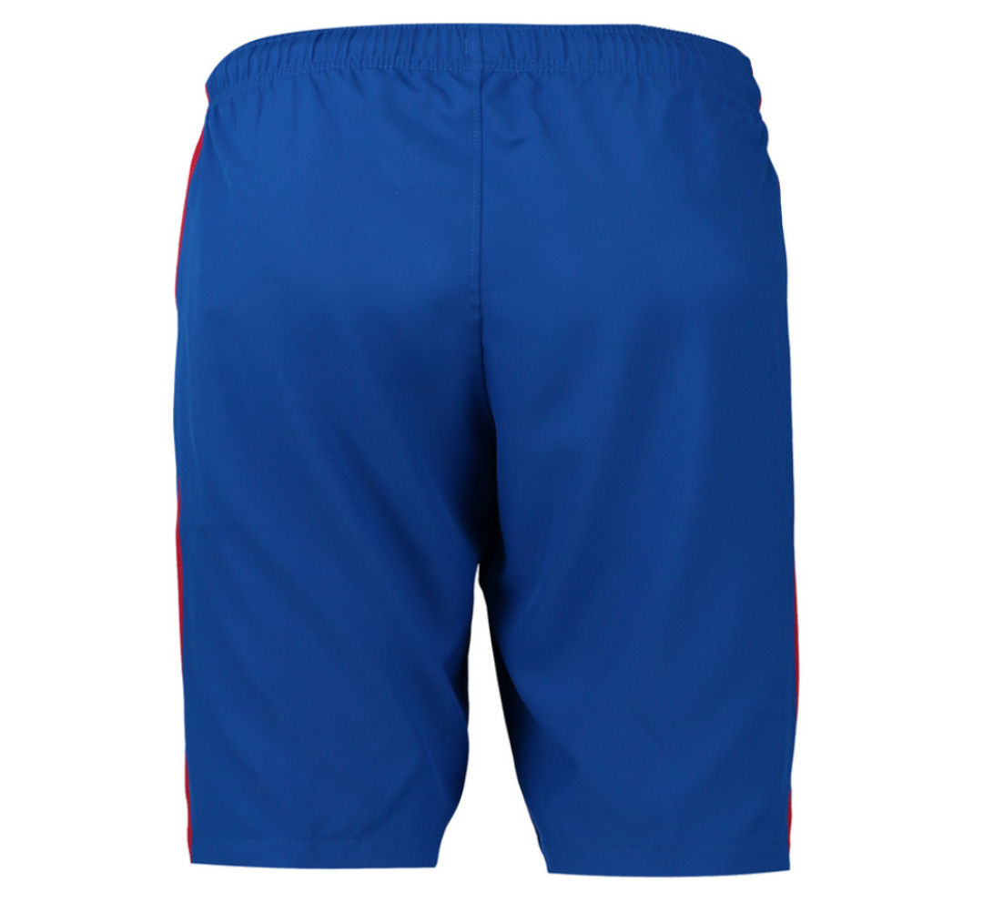 2016 2017 barcelona home nike football shorts blue for Blue barcelona