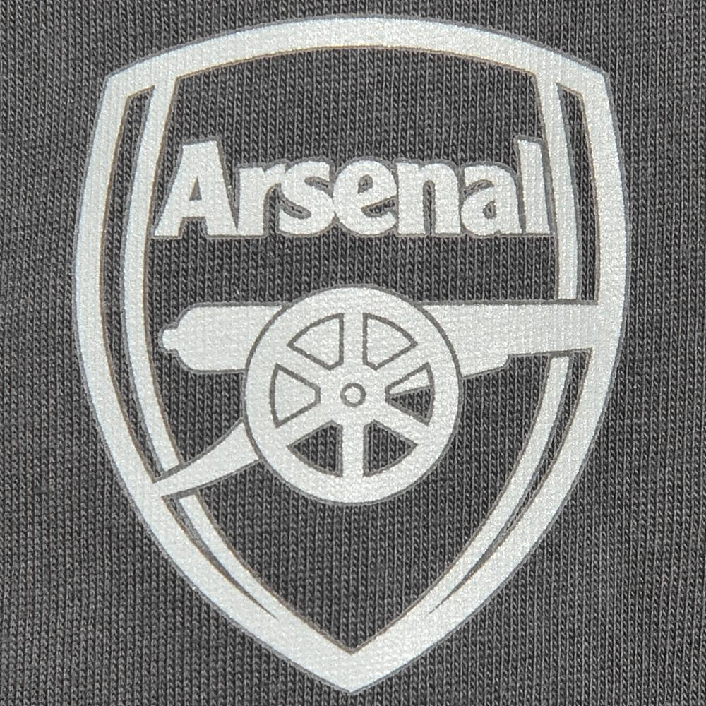 2016 2017 arsenal puma casual performance sweat pants ebony. Black Bedroom Furniture Sets. Home Design Ideas
