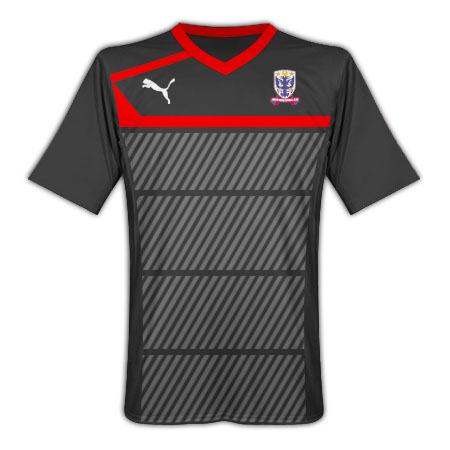 2012-13 Airdrie United Puma 3rd Shirt