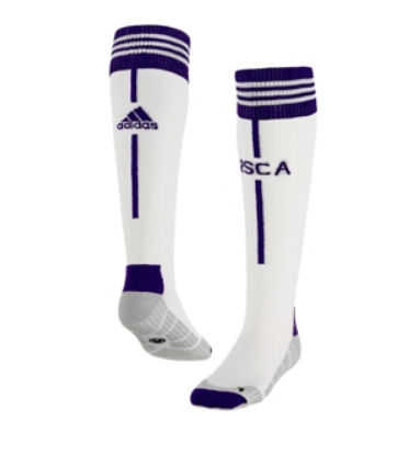 20142015 Anderlecht Adidas Home Football Socks