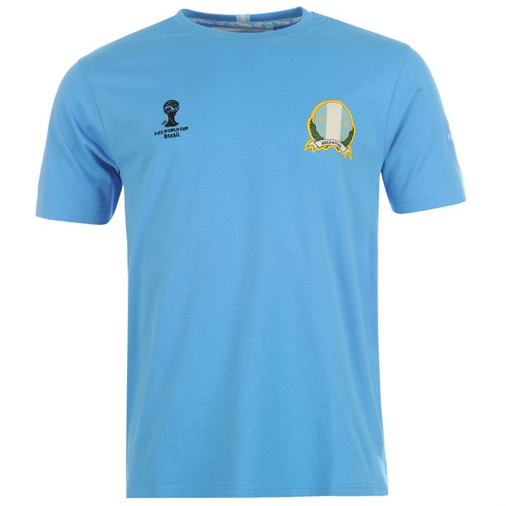 Argentina 2014 FIFA Core Tee (Blue) - Kids