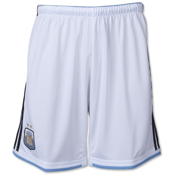 201415 Argentina Home World Cup Football Shorts (Kids)
