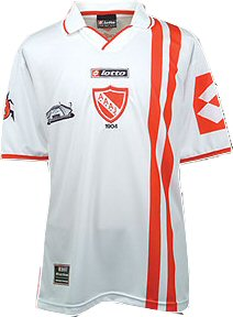 Argentinos Juniors away 04/05