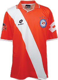 Argentinos Juniors home 04/05