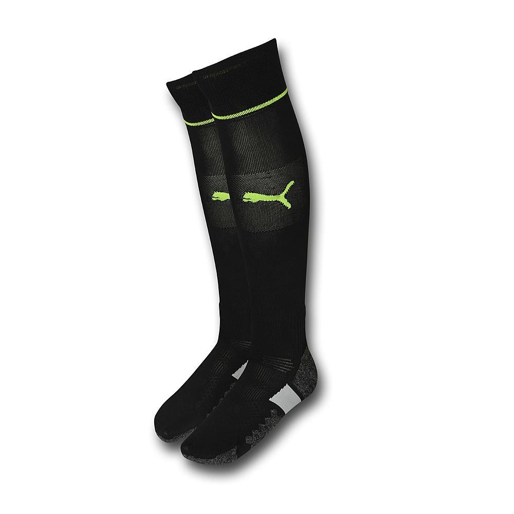 2016-2017 Arsenal Home Goalkeeper Socks (Black)