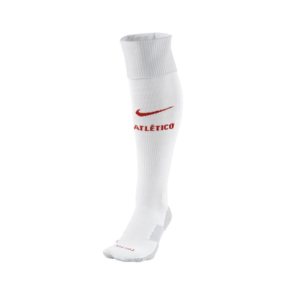 2014-2015 Atletico Madrid Nike Away Socks (Grey)