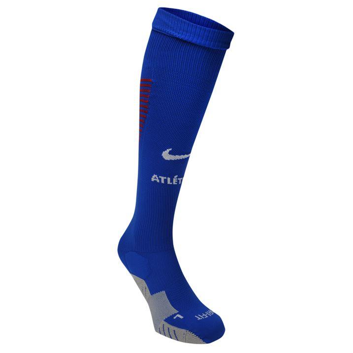 2016-2017 Atletico Madrid Nike Home Socks (Blue)