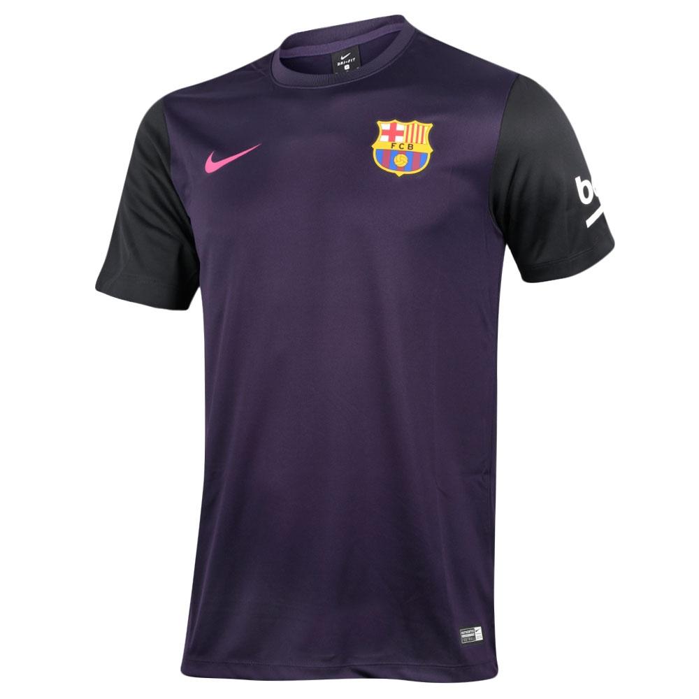 2016-2017 Barcelona Away Nike Supporters Tee