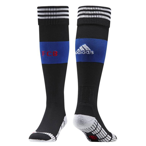 20152016 Basle Adidas Home Football Socks