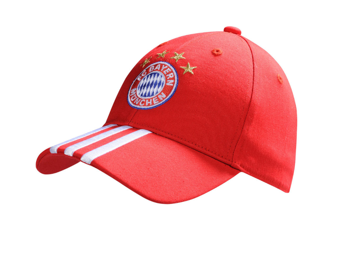 20162017 Bayern Munich Adidas 3S Cap (Red)