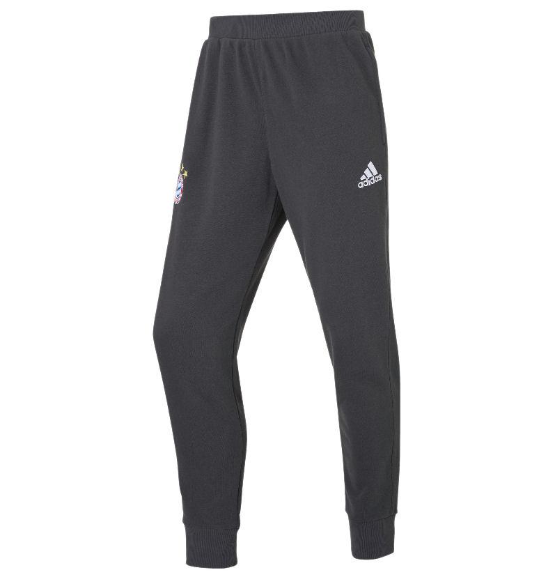 2016-2017 Bayern Munich Adidas Sweat Pants (Granite) - Kids