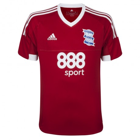 20162017 Birmingham City Adidas Away Football Shirt