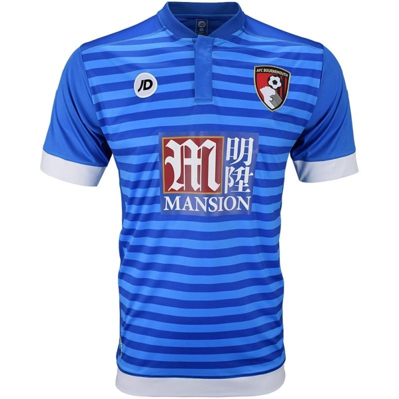 2016-2017 Bournemouth Away Football Shirt