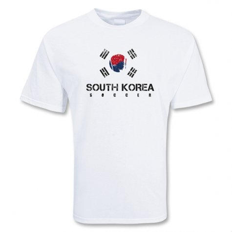 South Korea Soccer T-shirt