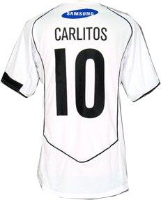 Corinthians home (Carlitos 10) 05/06