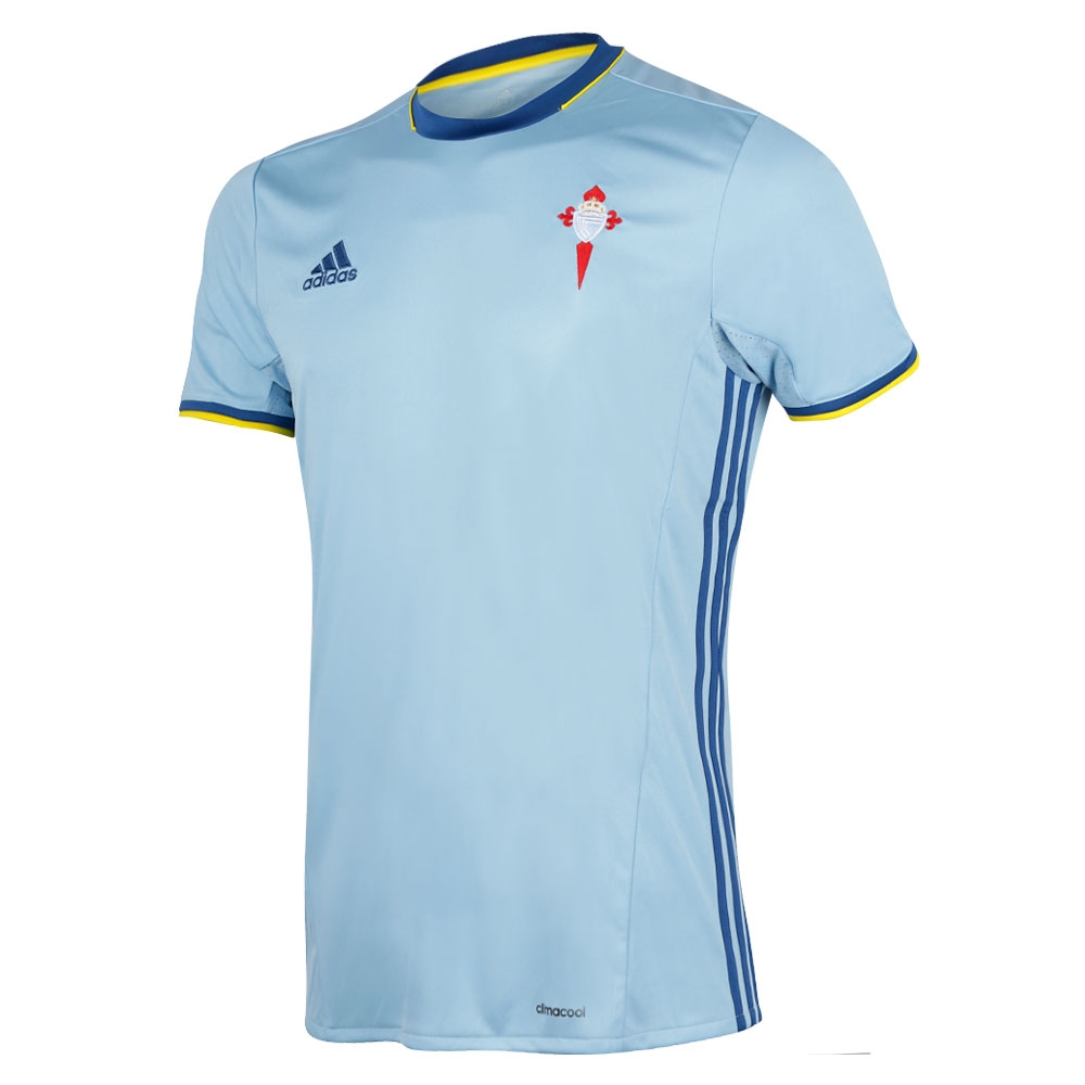 20162017 Celta Vigo Adidas Home Football Shirt
