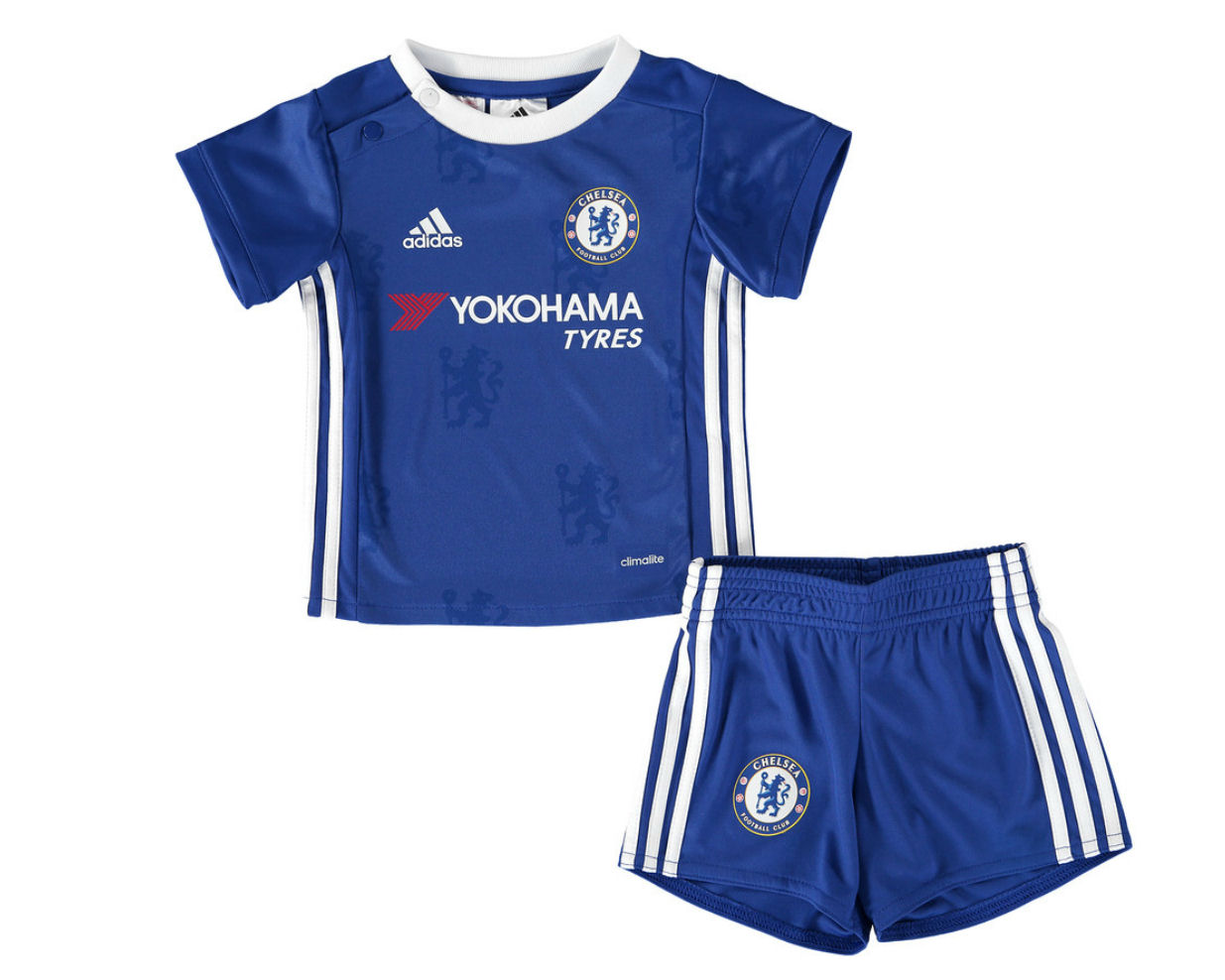 20162017 Chelsea Adidas Home Baby Kit