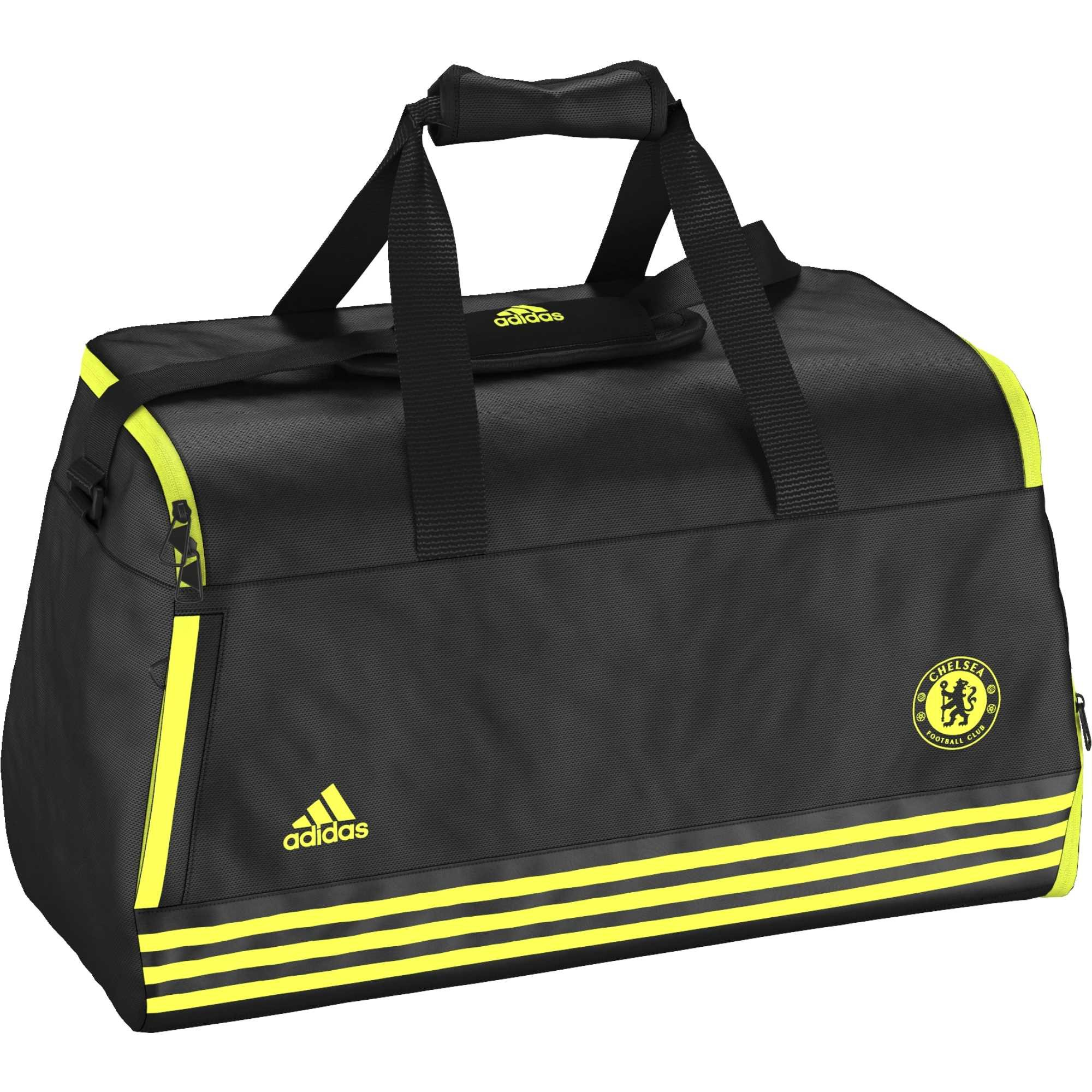 20162017 Chelsea Adidas Team Bag (Black)