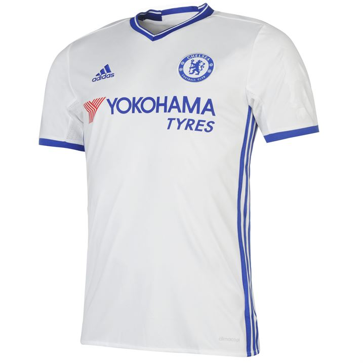 20162017 Chelsea Adidas Third Football Shirt