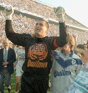 Jose Chilavert Bulldog GK Jersey