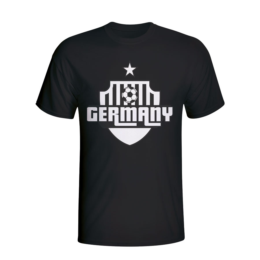 Germany Country Logo T-shirt (black) - Kids