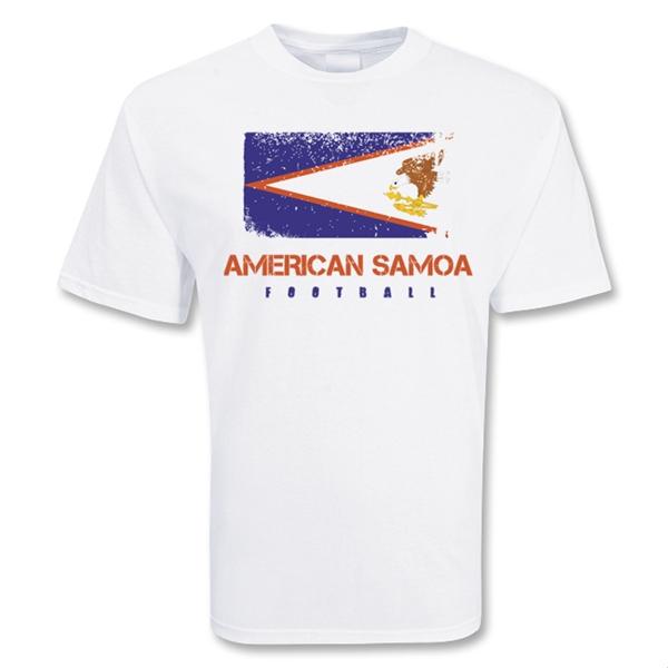 American Samoa Football Tshirt