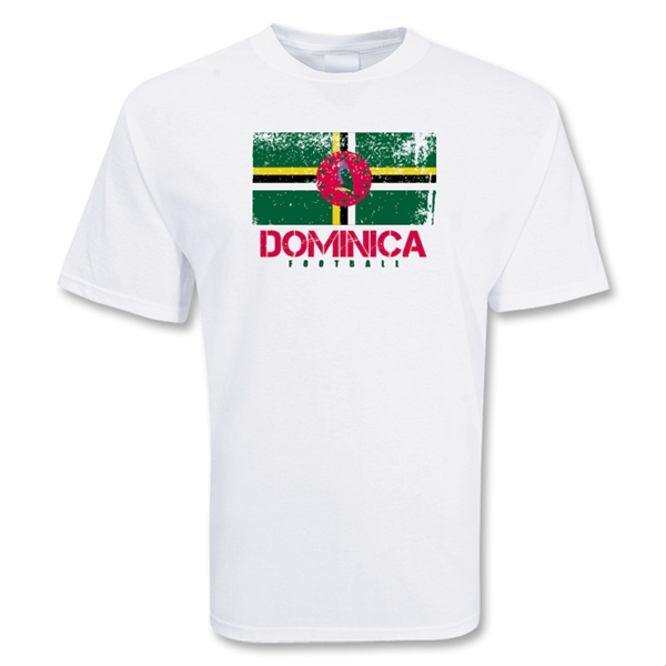 Dominica Football T-shirt