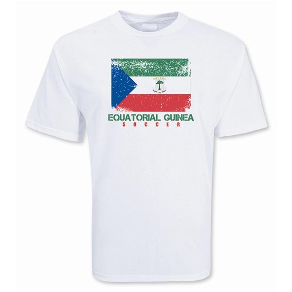 Equatorial Guinea Soccer T-shirt