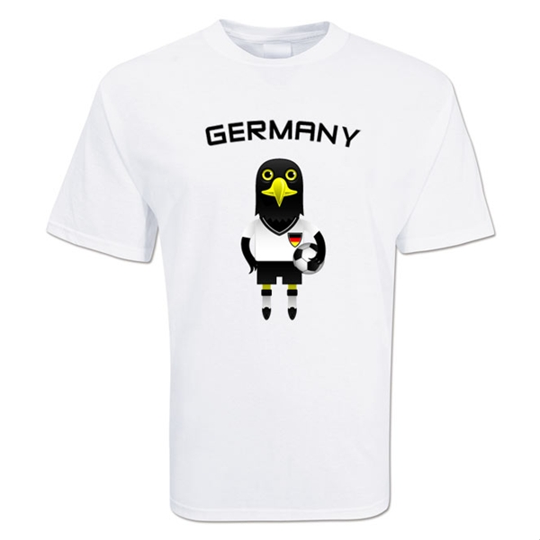 Germany Mascot Soccer T-shirt