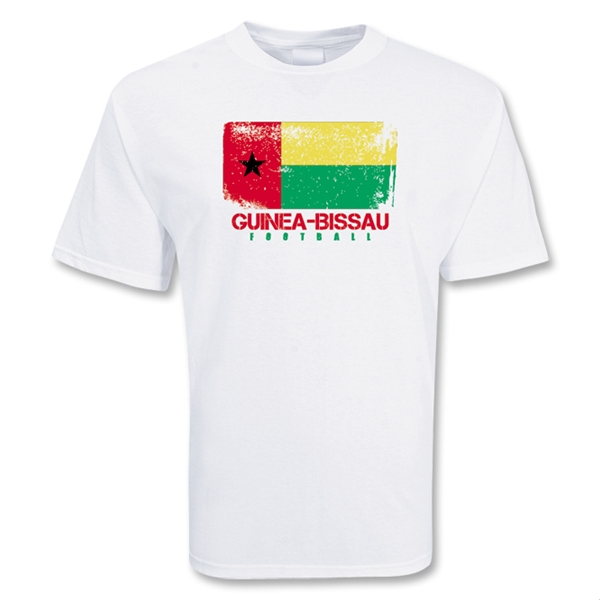Guinea-bissau Football T-shirt