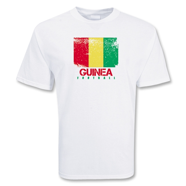 Guinea Football T-shirt