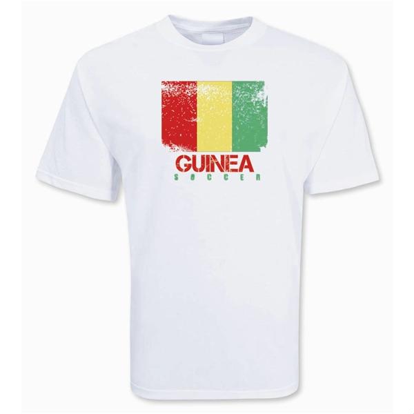 Guinea Soccer T-shirt